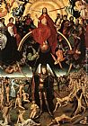 Hans Memling Canvas Paintings - Last Judgment Triptych [detail 4]